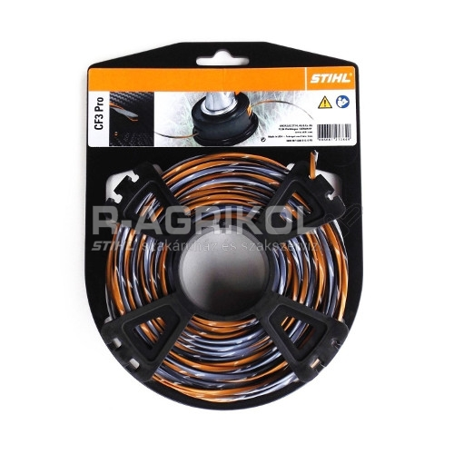 DAMIL STIHL 2,7mm*27M CF3 Pro karbon(MRB